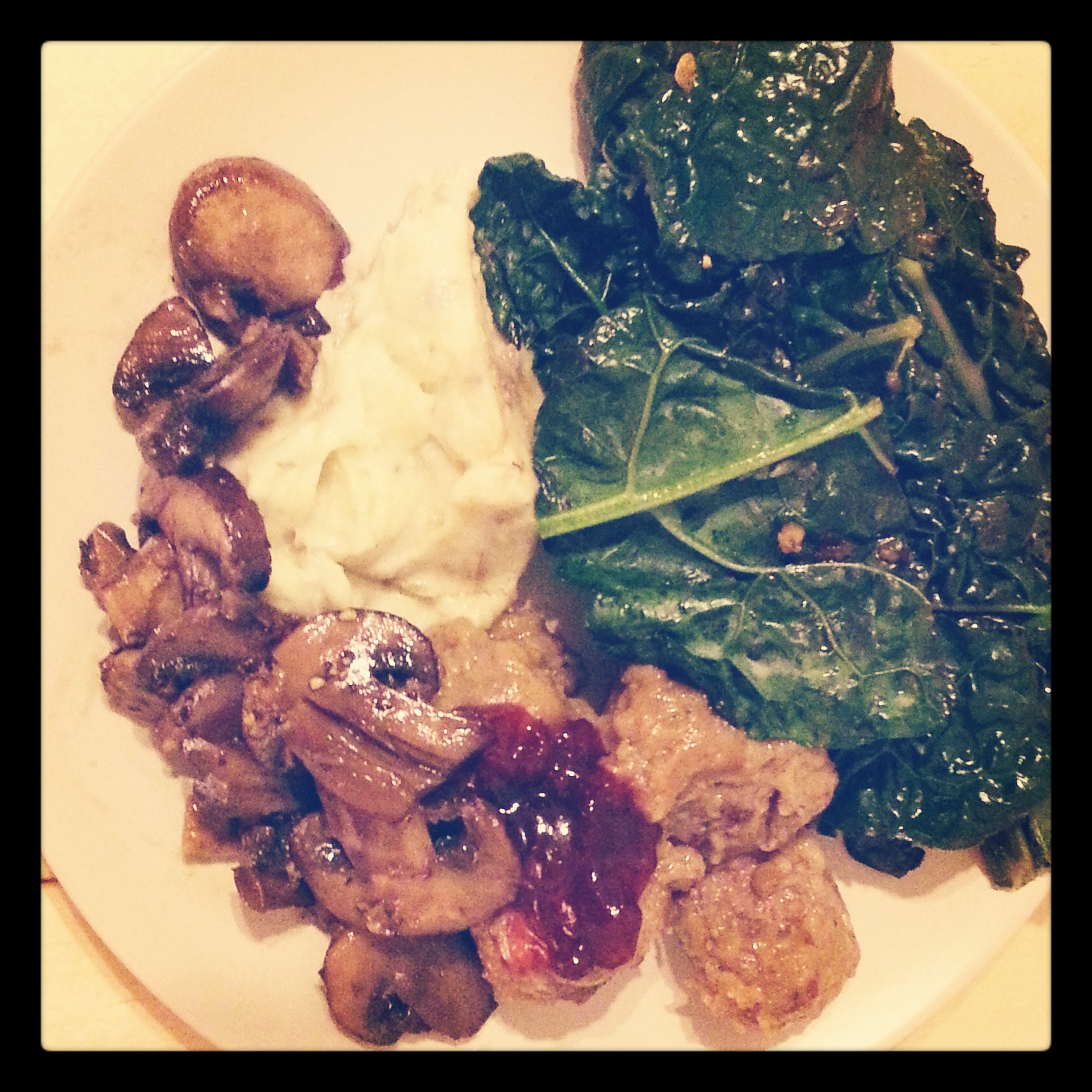 Blue apron experience