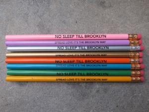 bklyn pencils
